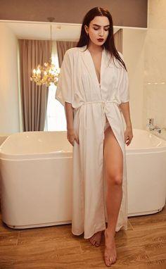 efc4272b08 Women Long Robe  Long Robe for Bride  Bridesmaids Long Robe  Long Silk Robe