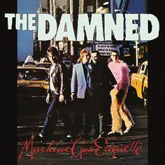 The Damned - Machine Gun Etiquette - LP