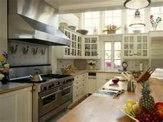Small Kitchen Design - Bing Images    adore