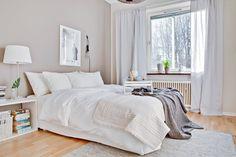 Tonuri naturale de culoare într-un apartament de 3 camere cu o suprafață de numai 60 m² | Jurnal de design interior