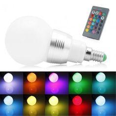 Color Changing Led Light Bulbs for Sale Bulbs For Sale, Color Changing Led, Lamp Bulb, Light Colors, Color Change, Light Bulb, Remote, Bright Colours, Light Globes