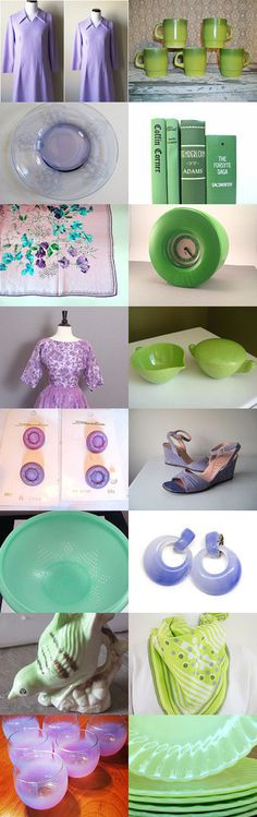 A Vintage Spring Day With Epsteam. by livingavntglife on Etsy--Pinned with TreasuryPin.com
