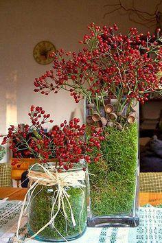Nowoczesne dekoracje świąteczne, które chwytają za serce