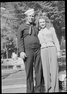 1942 Marilyn Monroe First Marriage,,rare photo james Dougherty