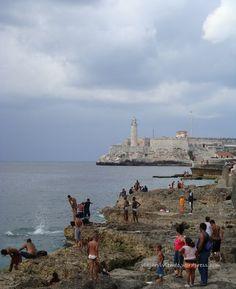El Castillo del Morro (Castillo de los Tres Reyes del Morro). Cuba