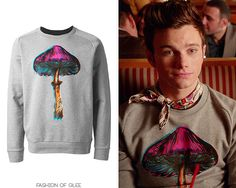 Paul Smith Magic Mushroom Print Sweatshirt  - $355.00 Worn with: Paul Smith scarf
