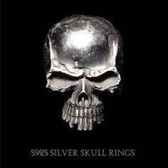 MENSSKULL | Skull ring,Skull jewelry manufacturer,We design and Handmade 925…