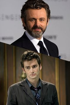 Michael Sheen and David Tennant Land Leading Roles in Amazon's Good Omens Miniseries