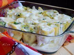 Rotolini di lasagne ricotta prosciutto e spinaci ricetta primo goloso facile da fare. Ricetta pasta al forno per lasagne alternative.Primo cremoso e gustoso