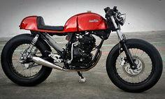 Foto Modifikasi Motor Yamaha Scorpio Z 225cc 2008