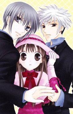 Tohru, Haru & Yuki