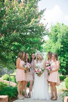 Erin and Stephan's Spring pastel watercolor wedding in Columbus, Georgia | Izzy and Co. #columbusgeorgia #atlantawedding #pastelwedding #springwedding
