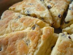 Griddle Scones - a Rustic Scottish Scone ... remember to double the recipe ... very yummy