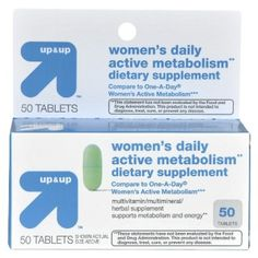 Up & Up Weight Defense Supplement Tablets 50-pk.