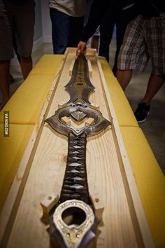 The Infinity Blade