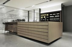 Aesop LAB concept by Cheungvogl Architects, Hong Kong cosmetics