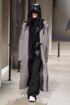 Juun. J | Menswear - Autumn 2018 | Look 11