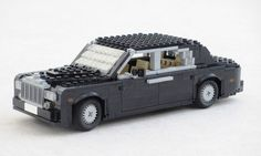 Rolls Royce Phantom http://www.flickr.com/photos/madphysicist/31531389055/