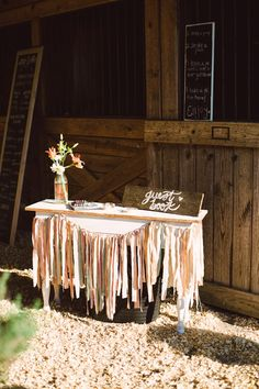 love the fringing! / Brett and Jessica Photography
