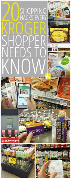 20 Shopping Hacks Every Kroger Shopper Needs to Know