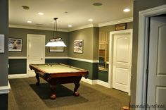 Elegant Best Photos, Images, And Pictures Gallery About Pool Table Room Ideas. #pool