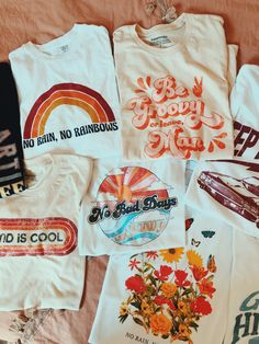 52fdeef72d8d8 Our newest collection of graphic tees! With distressed