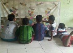 """Batik tulis """"for kid education"""""""