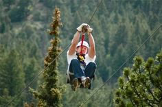 Idaho Springs, CO - Longest Zipline Course in Colorado Coming Soon!