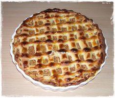 Almás torta 1_2 Pie, Food, Torte, Cake, Fruit Cakes, Essen, Pies, Meals, Yemek
