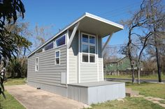Tiny house tours Austin