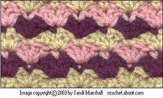 The Somerset Stitch Pattern Free Instructions