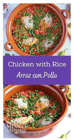 Arroz con Pollo is the perfect weeknight dinner that your whole family will love. This recipe is so flavorful you'll be eating it straight out of pan and we won't blame you. Plus, it's a one pot meal so you don't have to spend a lot time cleaning afterwards.