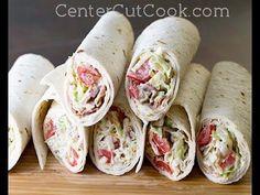 BLT Wraps Recipe