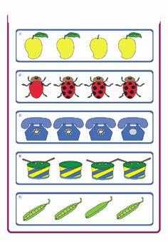 Ειδική Διαπαιδαγώγηση : Χωρικές έννοιες (Εκπαιδευτικές κάρτες)