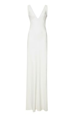 Honor Bias Cut Gown by Honor - Moda Operandi