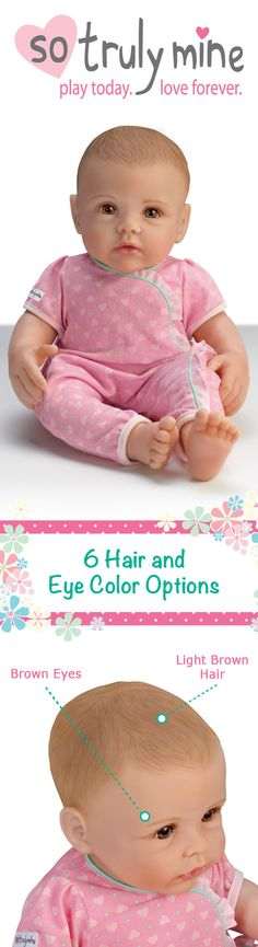 how to make a baby doll come to life