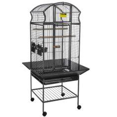 Bird Parrot Cockatiel Macaws Conures Cage Aviary Flight Pet Supply Finch House | eBay