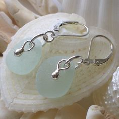 love sea glass wouldn't keys look cute or sand dollars on the top