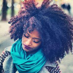 Big Natural Hair! (via Naturally Melshary)