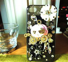 Iphone 4 & 4s cases pumpkin drive ① shining case for your cell phone