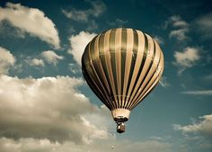 10 Hot Air Balloon Adventure Pictures