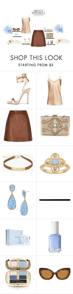 """#THAT LOOK"" by theresagray31 on Polyvore featuring Vince, Reiss, Forever Unique, Chico's, BaubleBar, Merola, Marc Jacobs and Essie"