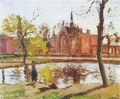 Camille Pissarro, Dulwich College . libreriamo.it