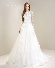 Vestido novia JESUS PEIRO 7069 JESUS PEIRO gown MIRTILLI COLLECTION 2017