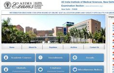 AIIMS Recruitment 2020 : नरसग ऑफसर क कल 3803 पद पर नकल भरत जलद कर अपलई Exam Papers, Exam Results, Entrance Exam, Medical Science, Times Of India, News India, This Is Us, Tantra