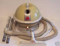 Retro 50s-60s Hoover Constellation Vacuum Cleaner / Gwo | Vacuum Cheap
