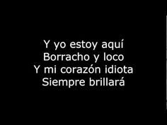Enanitos Verdes - Lamento Boliviano (letra) Some chick showed me this one a while back. it's nice, anyone like spanish rock? Spanish Music, My Way, Karaoke, Liberty, Ale, Youtube, Lyrics, Songs, Happy