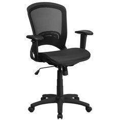 Mid-Back Mesh Executive Chair