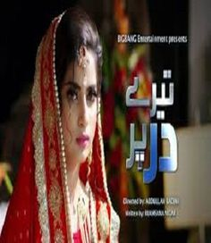 Tere Dar Per Episode 24 on Ary Digital 5th January 2016