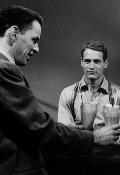 When I die this is where you'll find me. ❤️Frank Sinatra & Paul Newman❤️
